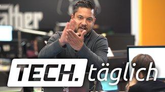 Galaxy S8 für 500 €, Apple erklärt langsame iPhones und: Startet Amazon einen YouTube-Konkurrenten? - TECH.täglich