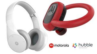 Ideal für Reisen & Sport: das Motorola Audio-Kombipaket