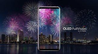 Beste Alternative zum Samsung Galaxy S8? LG V30 startet in Deutschland durch