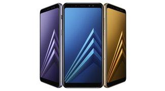 Galaxy A8 (2018): Samsung enttäuscht deutsche Kunden