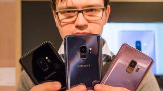 Samsung Galaxy S9: Alles, was man zum Flaggschiff-Smartphone wissen muss
