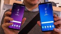 Variable Kamerablende, AR Emoji und mehr: Samsung Galaxy S9 (Plus) im Hands-On-Video