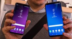 Samsung Galaxy S9 (Plus) im Hands-On-Video: Die neuen Super-Smartphones im Detail