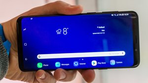 Galaxy S8: Samsung bringt praktisches Galaxy-S9-Feature auf das Smartphone