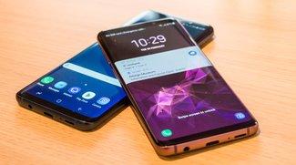 Die Unterschiede: Samsung Galaxy S9 und S9 Plus im Vergleich
