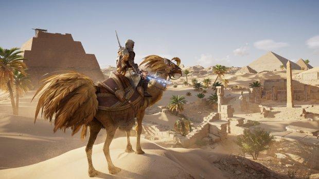Assassin's Creed - Origins: Crossover mit Final Fantasy