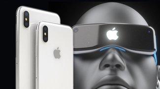 Die Apple-Produkte der Zukunft: Vom iPhone X Plus hin zur VR-Brille