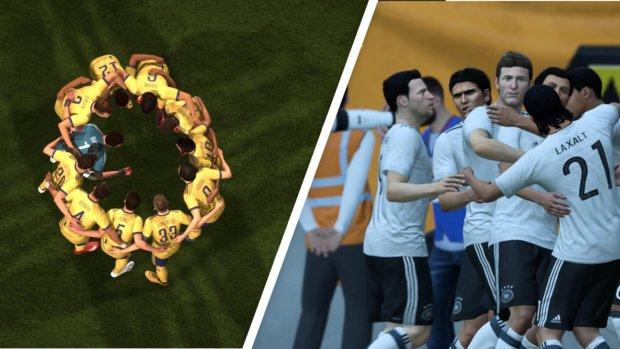 Die günstigste Top-Elf in FIFA 18