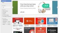 Google-Chrome-Erweiterungen installieren, deaktivieren, löschen