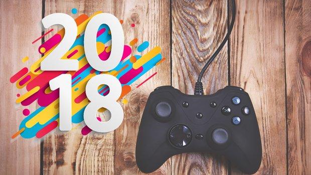 Neue Spiele in 2018: Diese Game-Releases erwarten euch auf PS4, PC und Xbox