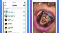 Direct: Instagram plant Angriff auf WhatsApp mit Aufspaltung