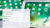 Neuer iPad-Tarif für 40 Länder: 100 MB gratis versurfen