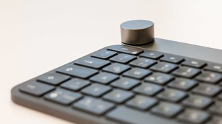 Bluetooth-Keyboard Logitech Craft im Test: Tastenbrett mit groben Schnitzern