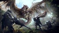 Monster Hunter World: Es braucht 16 Spieler, um das neue Monster zu besiegen