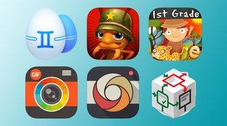 Kostenlose und reduzierte Apps für iPhone, iPad und Mac zum Silvesterwochenende