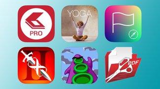 Kostenlose und reduzierte Apps für iPhone, iPad und Mac zum Weihnachtswochenende