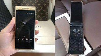Samsung total irre: Dieses Klapp-Handy lässt sogar das Galaxy S8 alt aussehen
