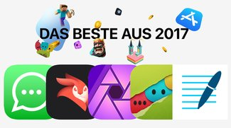 Apple: Die besten Apps 2017 für iPhone, iPad und Mac