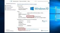 Windows 10: Von 32-Bit- auf 64-Bit-Version wechseln – so geht's legal und kostenlos