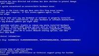 Lösung: Bluescreen-Fehler 0x00000124 (Windows)