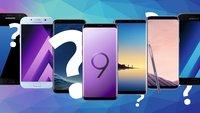 Teste dich: Welches Samsung-Galaxy-Smartphone passt zu dir?