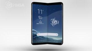 Galaxy X: Samsung enttäuscht Fans des Falt-Smartphones