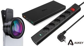 Amazon: Bis zu 60 % Rabatt auf praktisches Smartphone-Zubehör von Aukey