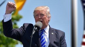 Wegen Trump: Apple zahlt 38 Milliarden US-Dollar Steuern