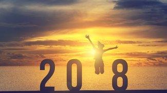 Neujahrsvorsätze 2018: Mit diesen 6 Apps erreicht ihr eure Ziele