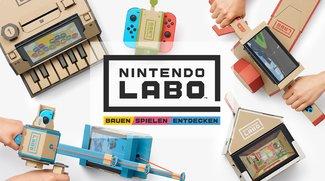 Weil sie es für Altpapier hielt: Nintendo Labo wäre bei der USK fast im Müll gelandet