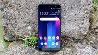 HTC U11 Plus: Smartphone-Schönheit in Bildern