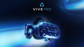 HTC kündigt Vive Pro samt Drahtlos-Adapter an