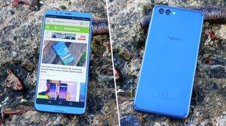 Honor View 10 im Test: Top-Smartphone für Sparfüchse