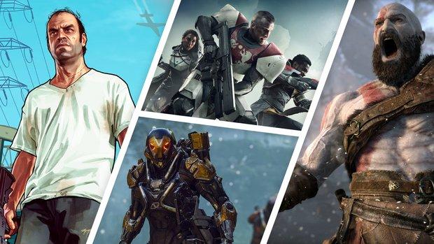 Die News der Woche: GTA Online und Destiny 2 machen sich unbeliebt und mehr