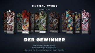 Steam Awards 2017: Diese Spiele haben abgeräumt