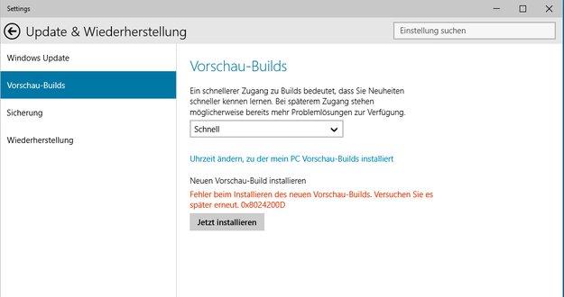 Lösung: 0x8024200D-Update-Fehler in Windows