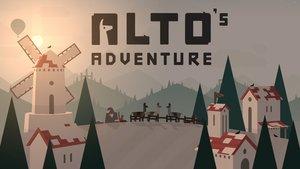 Alto's Adventure: Schöner Endless-Runner auch für Wenig-Spieler