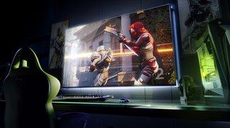 Nvidia: Auf diesem 65 Zoll Gaming-Bildschirm zockst du im Großformat