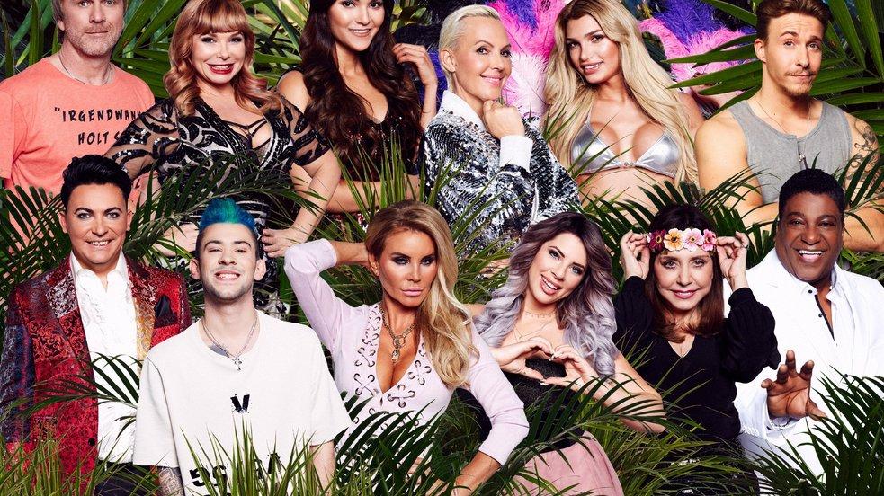 """Dschungelcamp 2018: Das ist der Song zu """"Ich bin ein Star"""" in diesem Jahr"""