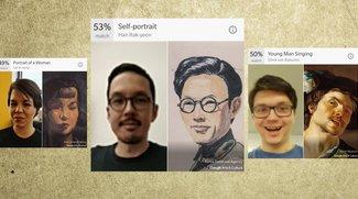 Genial: Diese App findet deinen Doppelgänger im Museum