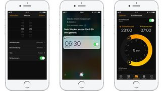 iPhone: Darum funktioniert euer Wecker nicht mehr richtig