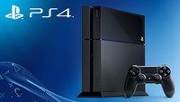 PS4 einschalten: Wo ist der Power-Button?