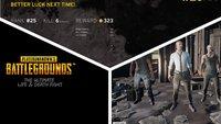 PlayerUnknown's Battlegrounds: BP bekommen oder kaufen? So geht's!