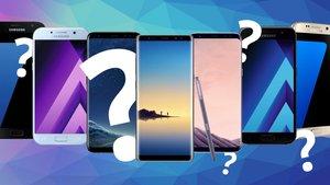 Test: Welches Samsung-Galaxy-Smartphone passt zu dir?