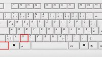 """Tastenkombination """"Ausschneiden"""" (Windows, Mac) – so geht's"""