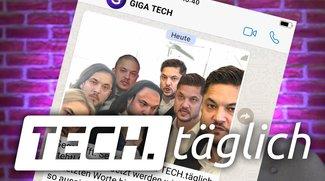 Gerüchte zum Galaxy S10, die Deutschen sind liebestoll und GroKo-Erfolg per WhatsApp – TECH.täglich
