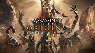 "Assassins's Creed - Origins: So spielt sich der ""Fluch der Pharaonen""-DLC"