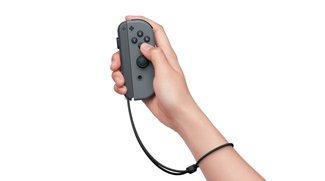 Tumor dank Nintendo Switch entdeckt: Nach Operation nur einhändiges Spielen möglich