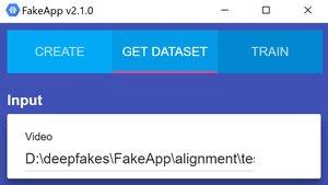 Deepfakes FakeApp