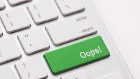 Englische Tastatur: Wo ist der Doppelpunkt?